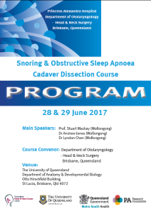 Snoring & OSA_2017_Program_Title_Page